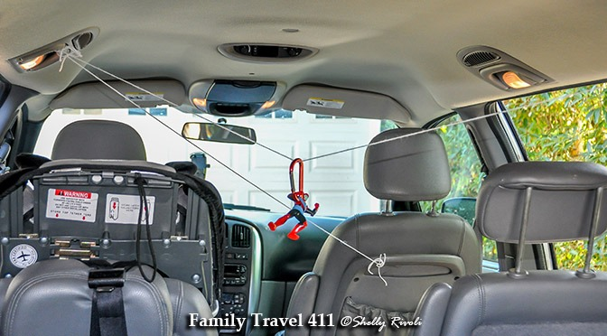 screen-free Family Road Trip