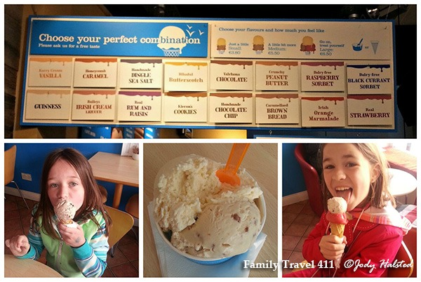 Murphy's Ice Cream in Dublin