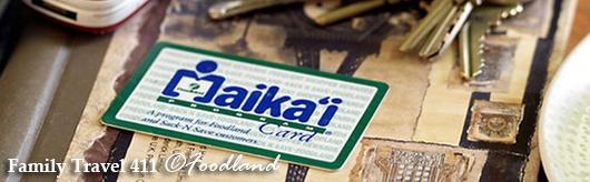 Maui Foodland Maikai card