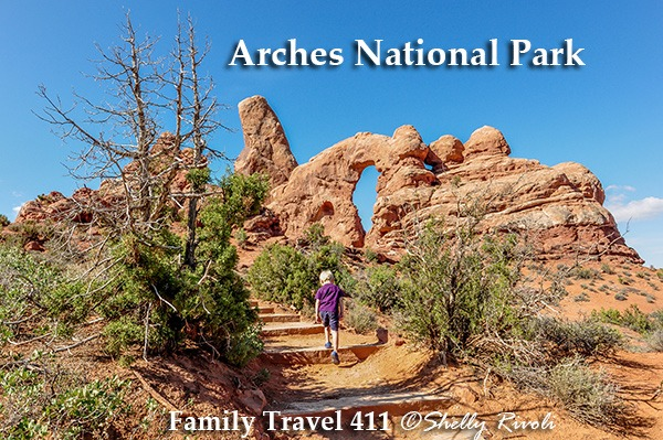 Fourth graders and their families can visit Arches National Monument FREE with the Every Kid in a Park Pass.