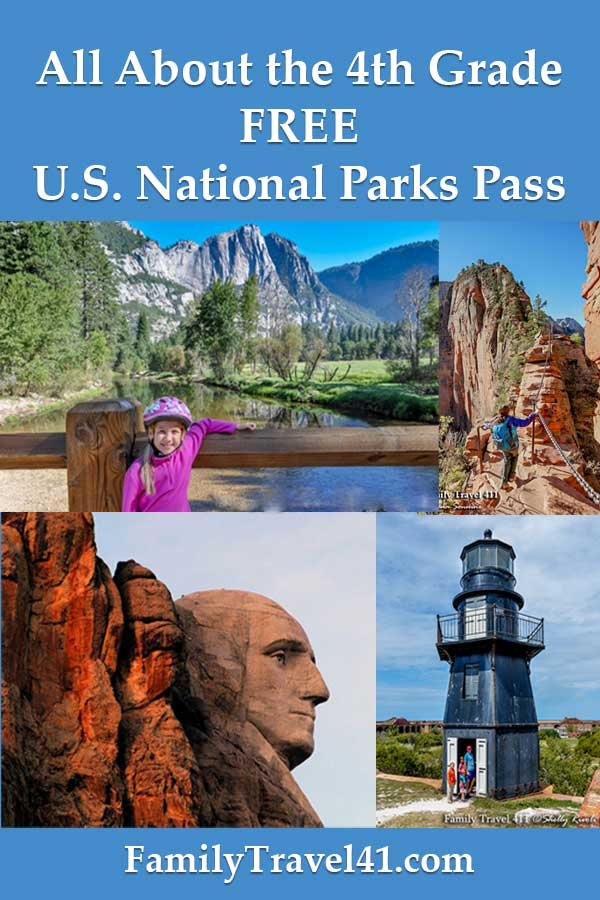 4th grade every kid in a park national park pass