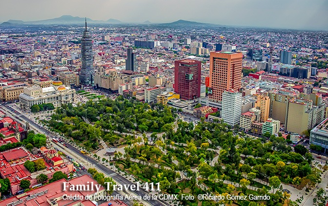 Six great mexico family vacation destinations family for Vacation in mexico city