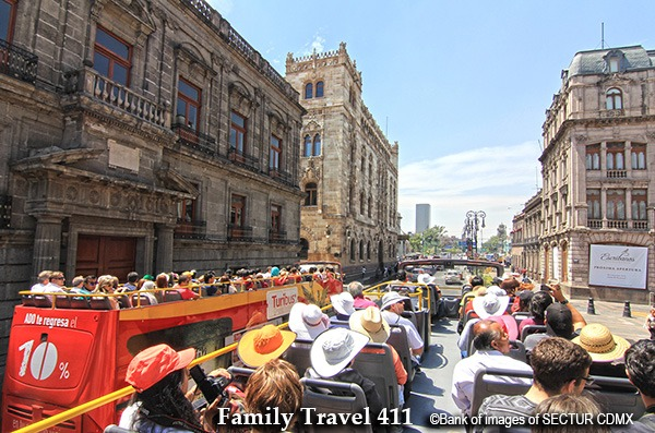 Mexico City turibus