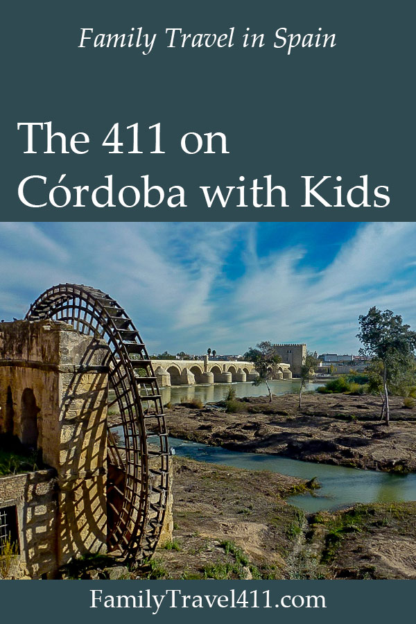 Cordoba with kids, Spain family vacation guide