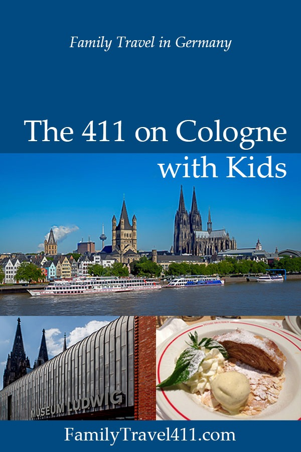 Cologne with kids Germany travel guide