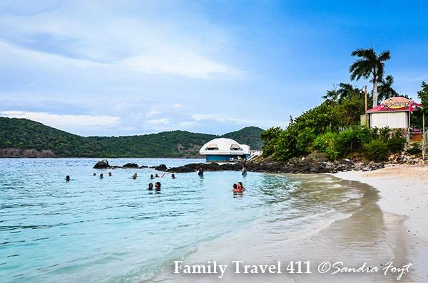 Coki Point US Virgin Islands
