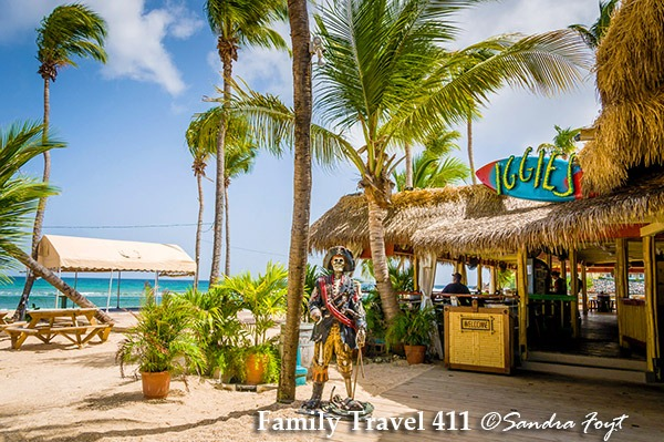 Iggie's restaurant for dining in St. Thomas with kids