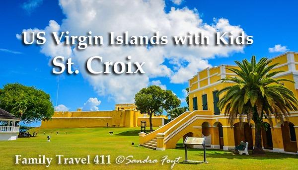 Fort Christiansvaem, St. Croix