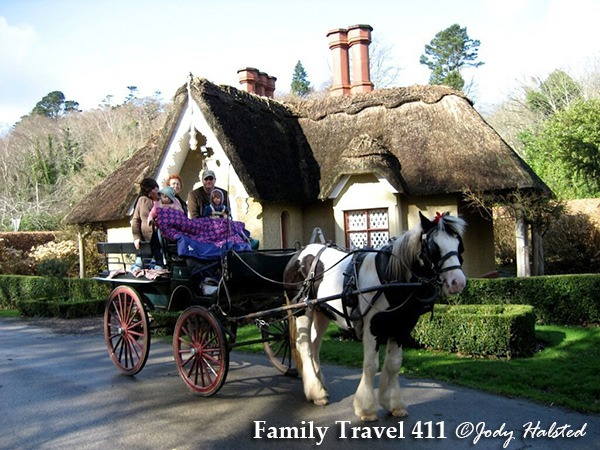 Killarney National Park by carriage.