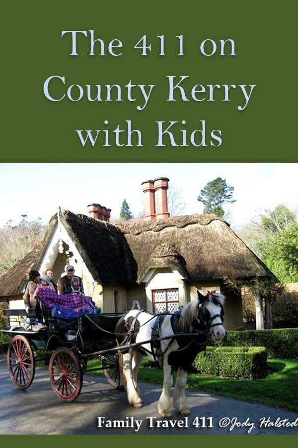 County Kerry with kids and recomended activities for the Killarney area