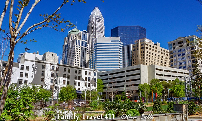 Guide to visiting Charlotte with kids