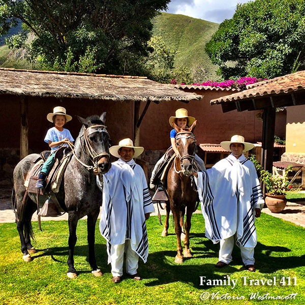Sol y Luna Lodge & Spa, a great place to stay in Peru with kids.
