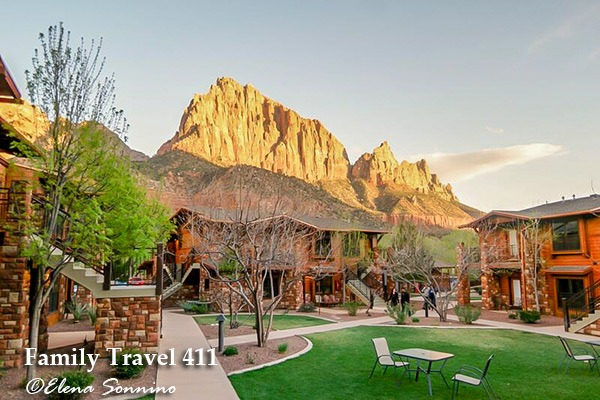 Cable Mountain Lodge by Zion.