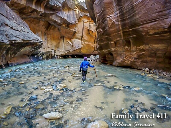 The Narrows at Zion