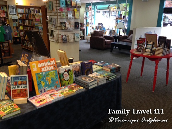 Hooray for Books! is a great stop for anyone visiting Alexandria with kids from tot through teen.