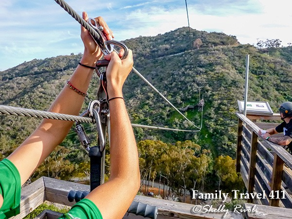 Catalina Zip Line Eco Tour.