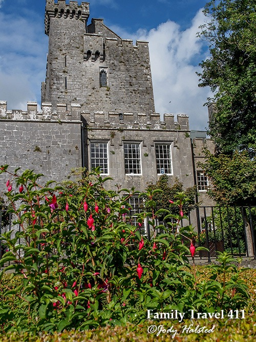 Knappogue Castle in County Clare is a great attraction to visit when traveling to Ireland with kids