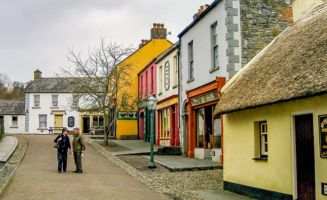 County Clare with Kids is a charming Ireland family vacation destination