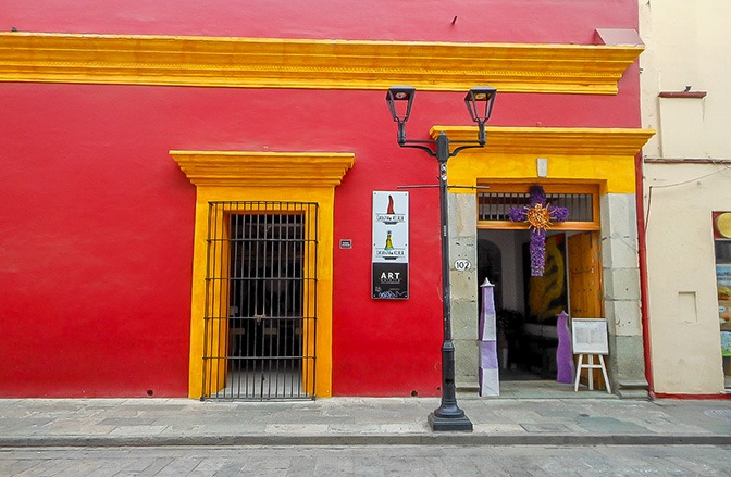 The 411 on Oaxaca with kids, the colorful capital of Mexico's Oaxaca state