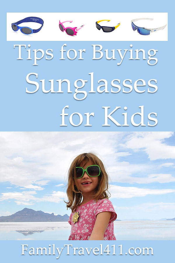 sunglasses for kids buying tips