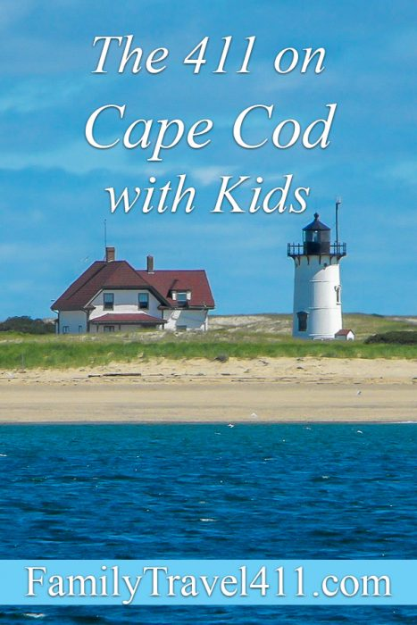 The 411 on Cape Cod with Kids