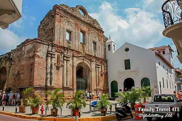 Panama City with kids (or without), head to Casco Viejo.