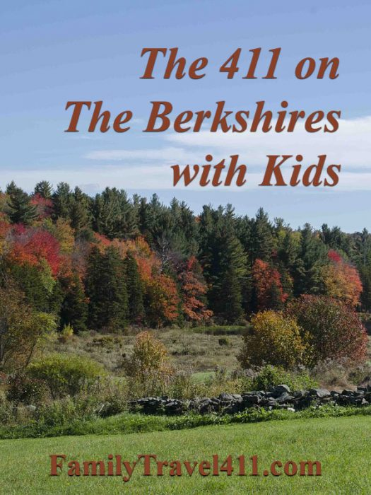 The 411 on the Berkshires with Kids