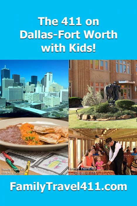 The 411 on Dallas-Fort Worth with Kids