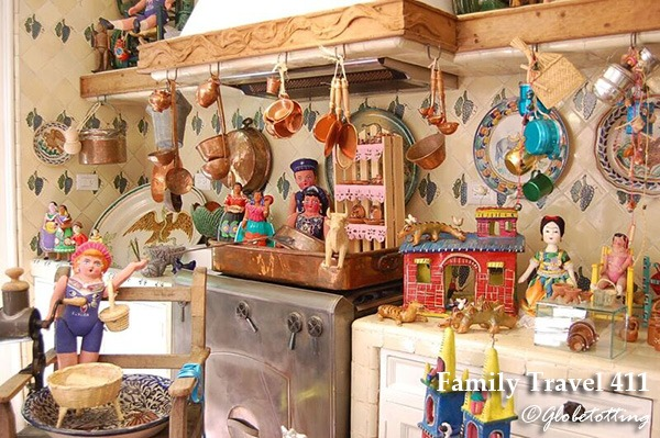 Toy Museum at San Miguel de Allende
