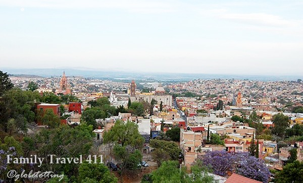 Rosewood, a great hotel option when staying in San Miguel de Allende with kids.