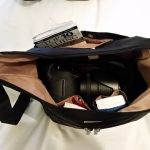 Best travel purse I've found for toting a dslr camera