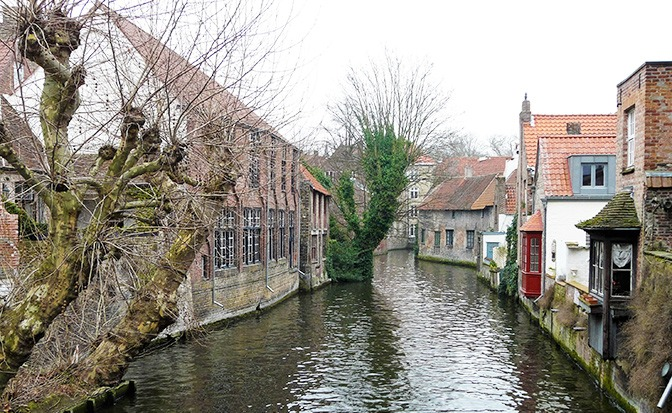 The 411 on Bruges with Kids. Photo by Vero Autphenne.
