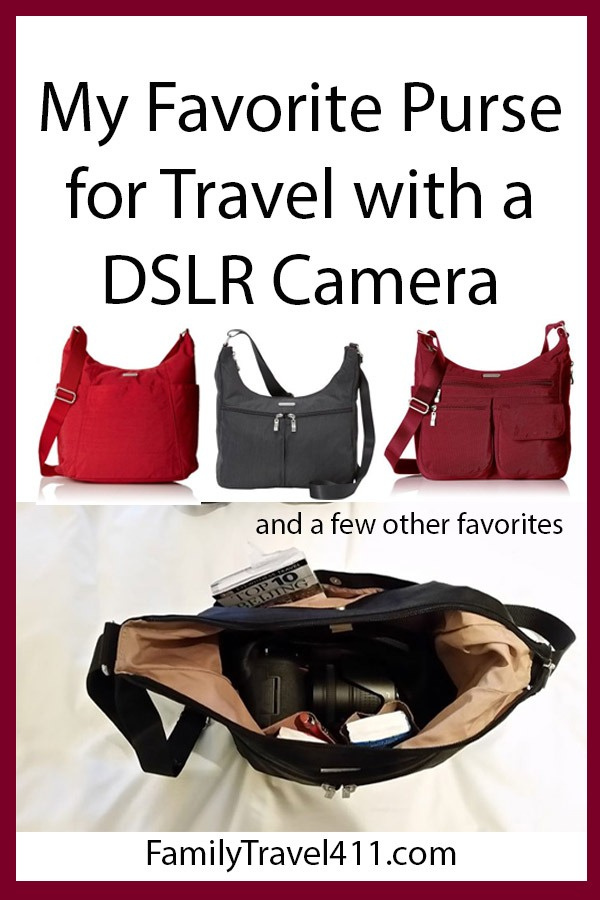 purses for the best travel purse for DSLR camera and photography