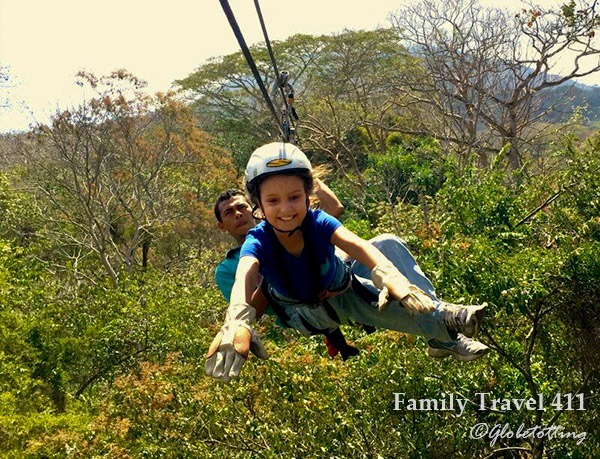 Kids zip with ease--and experienced guides.