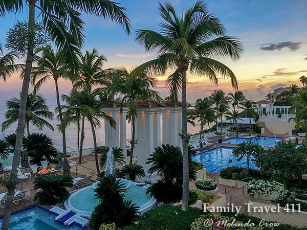 Puerto Rico's El Conquistador Resort.