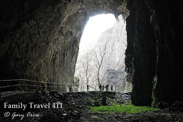 Skocjan Cave, Slovenia.