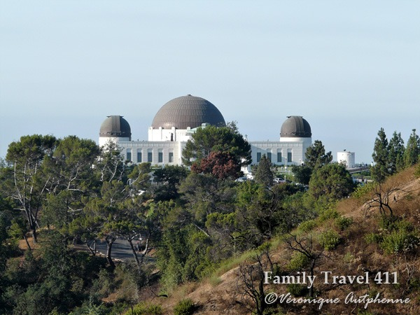 Bring hiking shoes and a picnic to make a day of your trip to the Griffith Observatory.