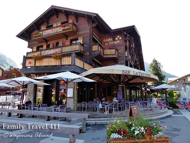 Bar La Taverne, Morzine