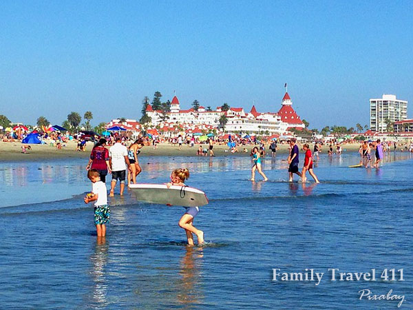 Beaches, Balboa Park, the San Diego Zoo, Old Town, theme parks... how many days should you plan for a San Diego vacation?