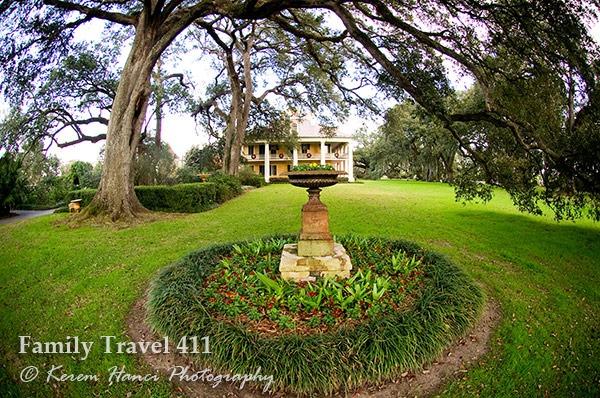 Enjoy a guided tour of Houmas House and gardens.