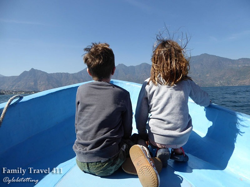 Explore more with boat rides to the many lakeside villages at Lake Atitlan.