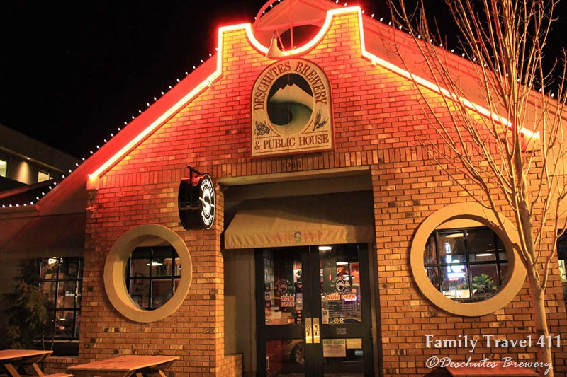 Deschutes Brewery & Public House in Bend, Oregon