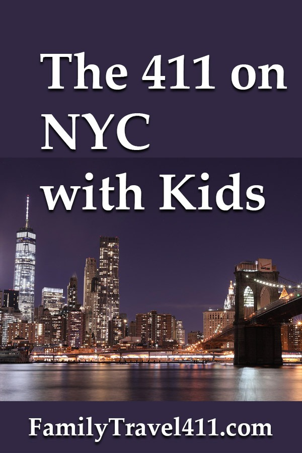 The 411 on NYC with kids