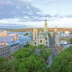 Quebec City with kids overview
