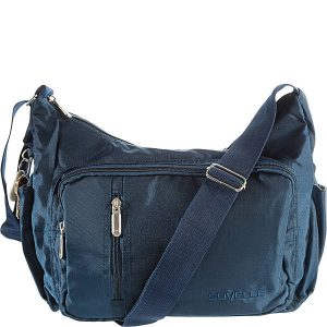 "The Suvelle ""slouch"" travel purse."