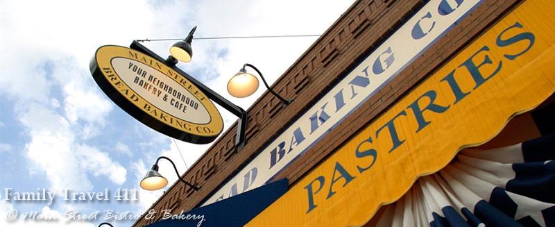 Main Street Bistro & Bakery.