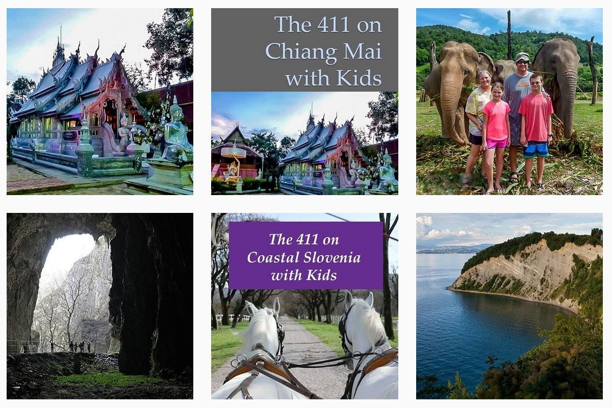 Instagram vacation ideas for families