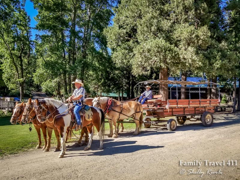 wagon rides included in review of the Greenhorn Ranch